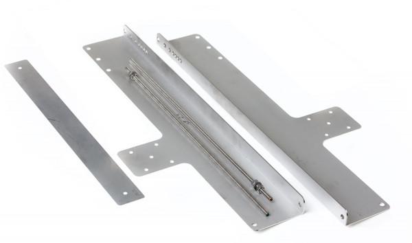 Sparrenbefestigung Edelstahl für F90 Schächte - eka L90 Compact