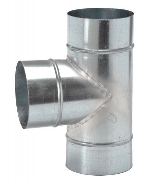 Flexrohr- T-Stück, Ø 100 mm