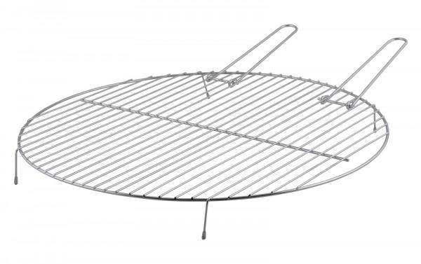 Grillrost Carbonstahl Esschert, Ø 52 x 5,4 cm