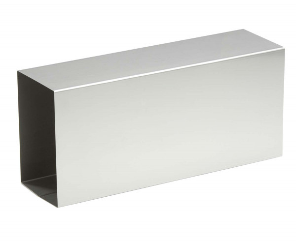 Verlängerungsstutzen 200 x 300 mm für Kamintür, V4A Edelstahl