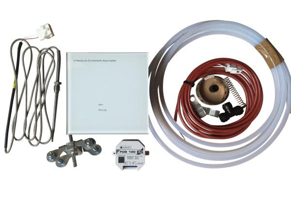 Brunner USA-4 Unterdruck-Sicherheits-Abschalter, Komplett-Set