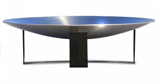 Ricon Feuerschale 0488, Edelstahl, Ø 50 cm