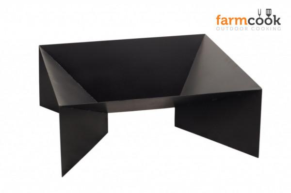 Feuerschale Stahl PAN 2 Farmcook, schwarz