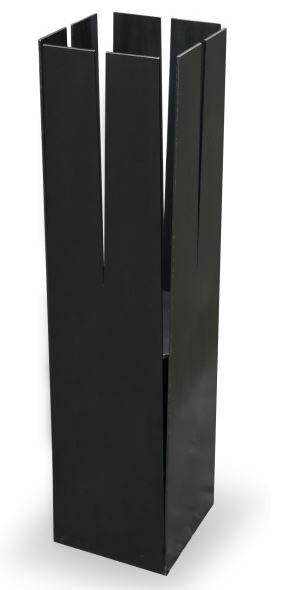 Ricon Feuerkorb TURM, Stahl geölt, 20 x 20 cm