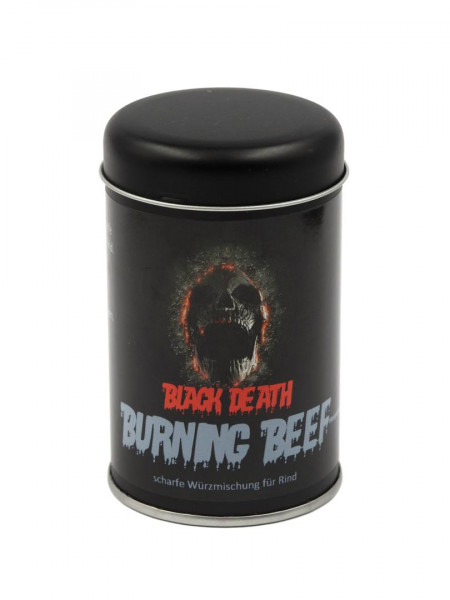 Black Death BURNING BEEF 120 g Streuer