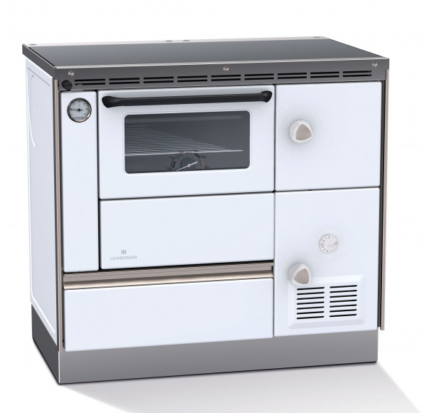 Küchenherd Lohberger ZEH 90.4, 20 kW