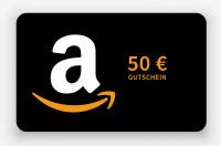 50 EUR Amazon Einkaufsgutschein