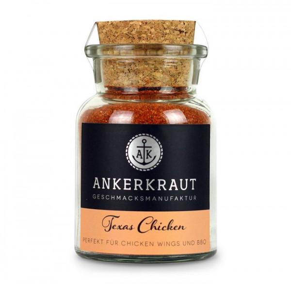 Ankerkraut Texas Chicken Gewürz 95 g im Glas