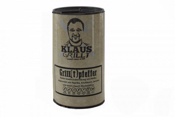 Klaus Grillt Pfeffer Gewürz, 100 g