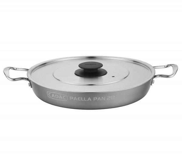 Paella Pfanne Aluminium Ø 28 cm