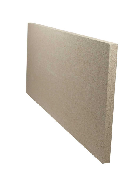 Vermiculite Platte 1000 x 410 x 30 mm