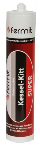 Feuerfester Ofenkitt SUPER, 310 ml