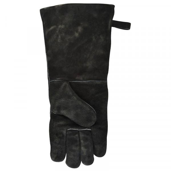Grill Handschuh Echtleder