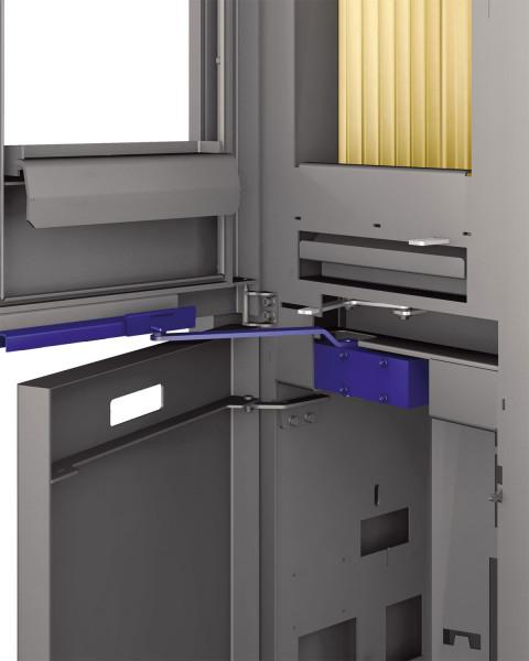 Kaminofen Olsberg TIPAS Compact III RLU Glasfront, 4 kW