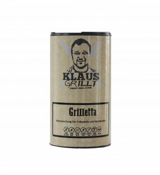 Klaus Grillt GRILLETTAWÜRZER, 120 g