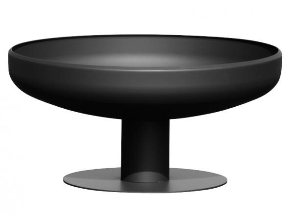 Ricon Feuerschale 0516, beschichtet, schwarz, Ø 50 cm