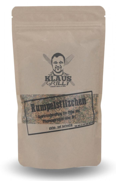 Klaus Grillt RUMPELSTILZCHEN Gewürz, 250 g