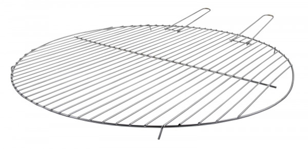 Grillrost Carbonstahl Esschert, Ø 62 x 2,3 cm