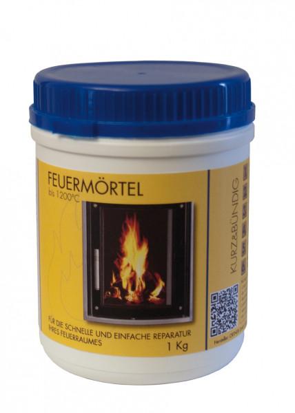 Feuermörtel 0-1,2 mm, 1 kg