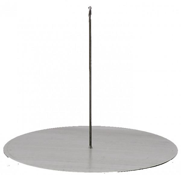 Nielsen Wikingerpfanne, Stahl unbehandelt, Ø 60 cm für 800 Serie
