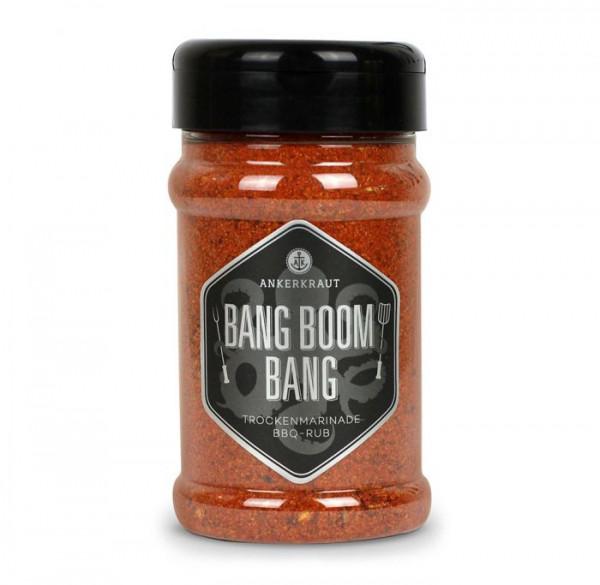 Ankerkraut BBQ Rub BANG BOOM BANG, 210 g