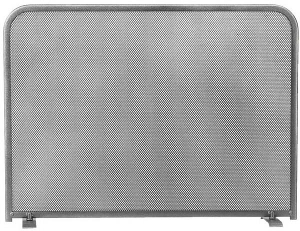 Kamingitter Stahl MONO, 1- teilig anthrazit