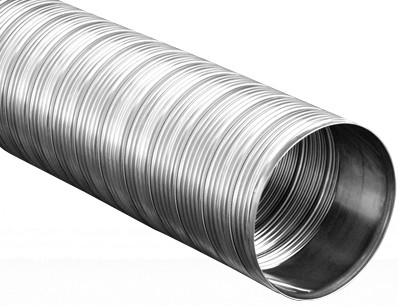 Schornstein Flexrohr 40,0 m Edelstahl einlagig - eka complex E Flex