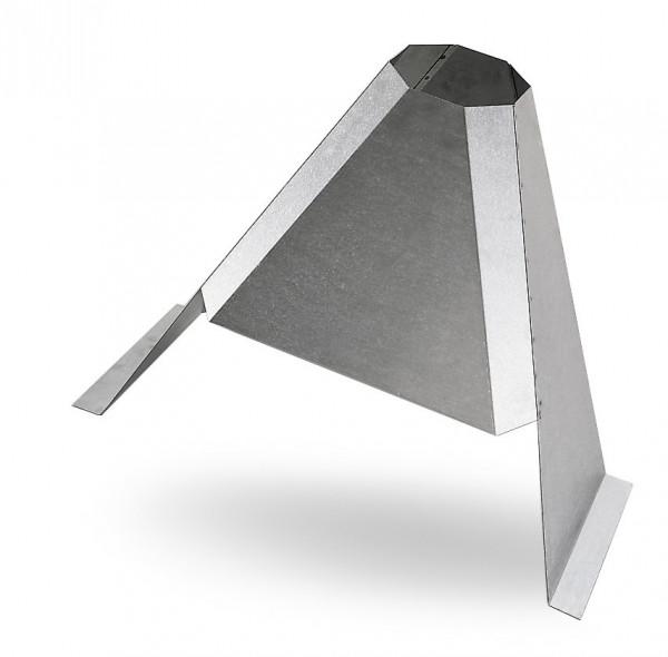Haubenschutzblech Stahl für Sunday Grillkamine, 60 cm