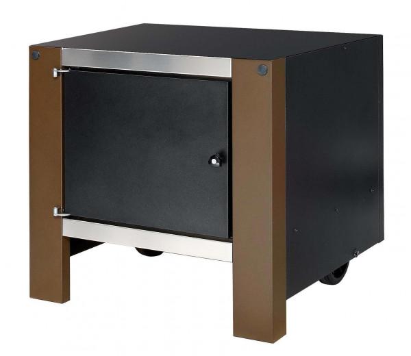 Ofenwagen für Holzbackofen MCZ Arcos 100