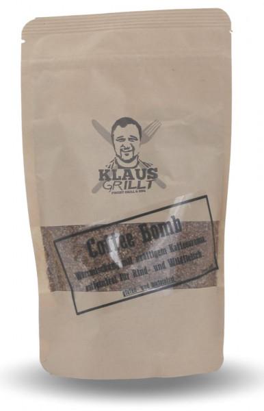 Klaus Grillt COFFEE BOMB Gewürz, 250 g