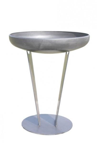 Ricon Feuerschale 0800, Edelstahl, Ø 60 cm