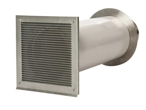 Verbrennungsluftsystem mit Einzelklappe
